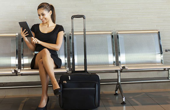 corporate travelers with great corporate rates and an extension of your office