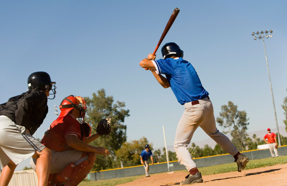baseball teams of 10 or more are entitled to discount varying by season