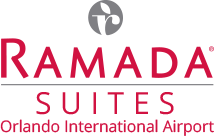 white background Ramada Suites Orlando International Airport